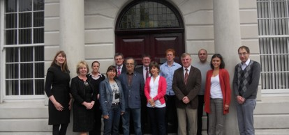 Marnet Project Inaugural Meeting